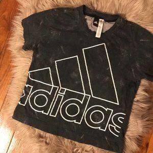 Adidas | Crop Top Tee